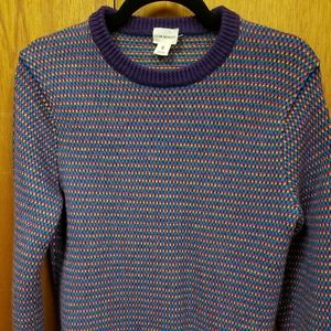 Club Monaco Multi-Coloured Sweater
